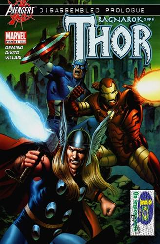 Download de Revista  Thor - 81
