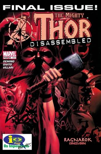 Download de Revista  Thor - 85