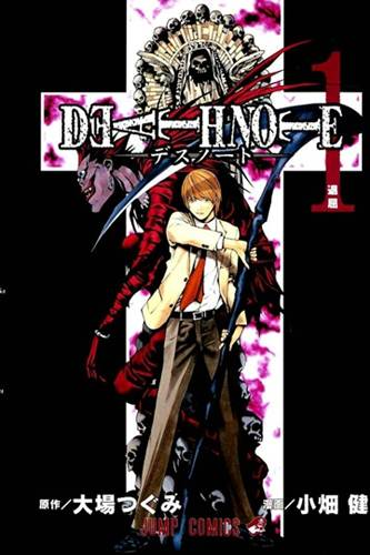 Download de Revista  Death Note - 01