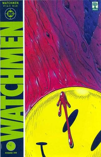 Download de Revista  WatchMen - 01