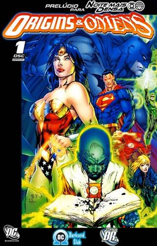 Download de Revista  DC Especial 01 - Origens e Presságios