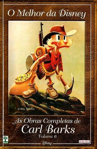 Download de Revista  As Obras Completas de Carl Barks - 06