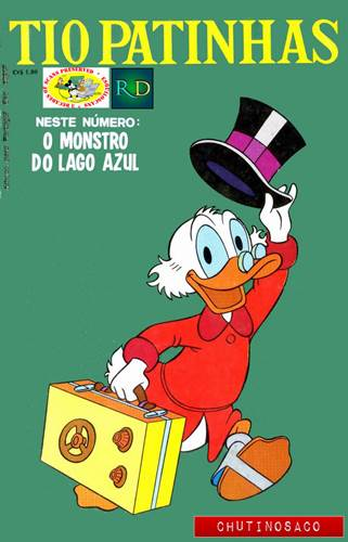 Download de Revista  Tio Patinhas - 085