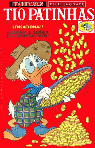 Download de Revista  Tio Patinhas - 108