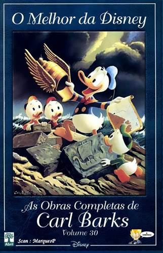 Download de Revista  As Obras Completas de Carl Barks - 30
