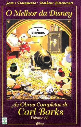 Download de Revistas As Obras Completas de Carl Barks - 28