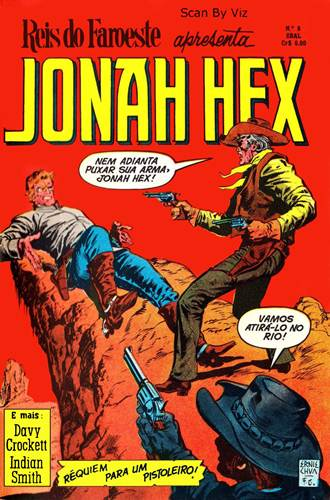 Download de Revista  Jonah Hex (Os Reis do Faroeste em Formatinho) - 08