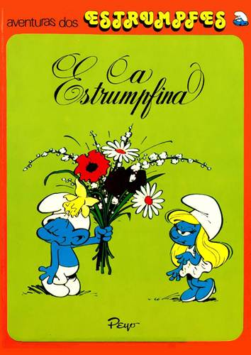 Download de Revista  Smurfs : A Estrumpfina