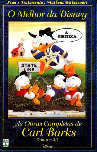 Download de Revista  As Obras Completas de Carl Barks - 33