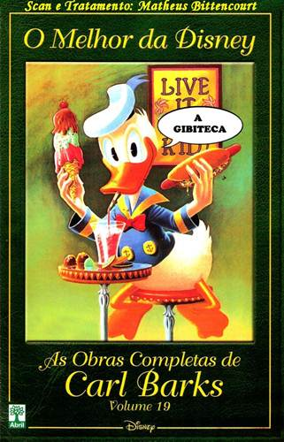 Download de Revista  As Obras Completas de Carl Barks - 19