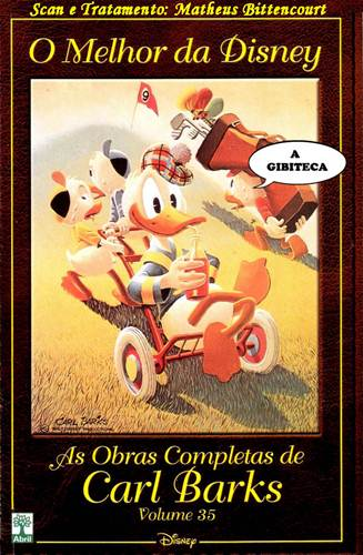 Download de Revista  As Obras Completas de Carl Barks - 35
