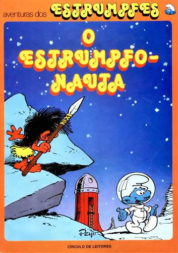 Download de Revista  Smurfs : O Estrumpfonauta
