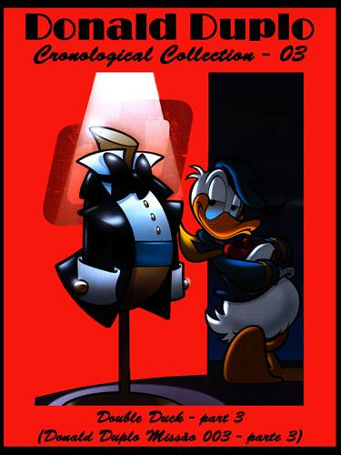 Download de Revista  Donald Duplo : Cronological Collection - Vol. 03