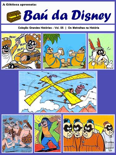 Download de Revista Gibi CBR PDF