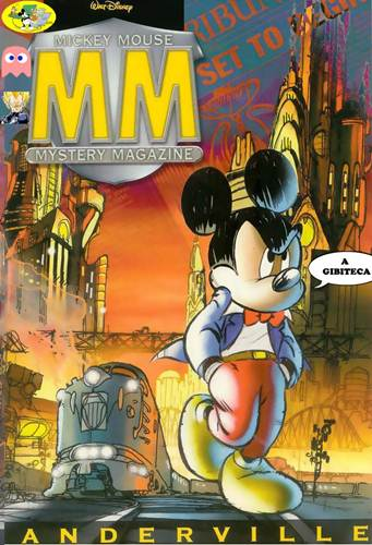 Download de Revistas Mickey Mouse Mystery Magazine - 00 : Anderville