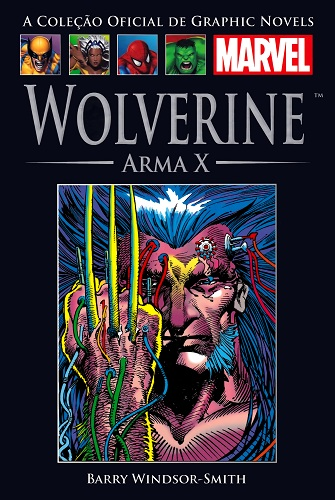 Download de Revista  Marvel Salvat 012 - Wolverine - Arma X