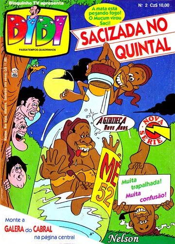 Download de Revista Didi Passatempos e Quadrinhos - 02