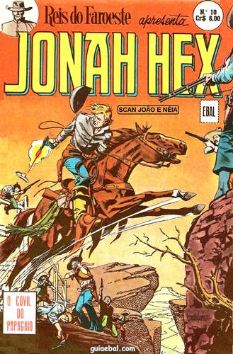 Download de Revista  Jonah Hex (Os Reis do Faroeste em Formatinho) - 10