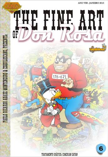 Download de Revistas The Fine Art of Don Rosa - 06