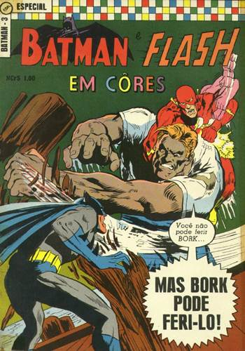 Download de Revista  Batman (Especial em Cores) - 03