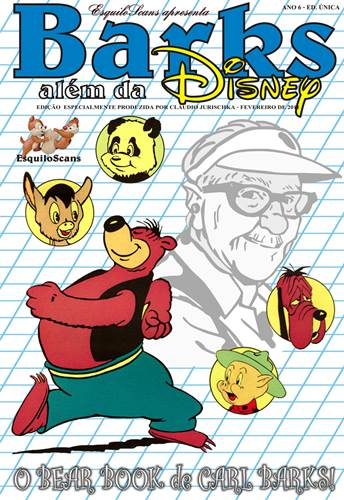 Download de Revistas Barks - Além da Disney
