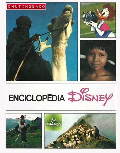 Download de Revista  Enciclopédia Disney - 07