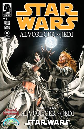 Download de Revista  Star Wars - Alvorecer dos Jedi - 00 [Ano 36.453 ABY]