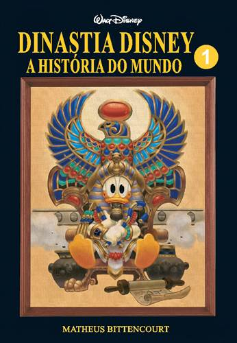 Download de Revista  Dinastia Disney - A História do Mundo : Volume 01
