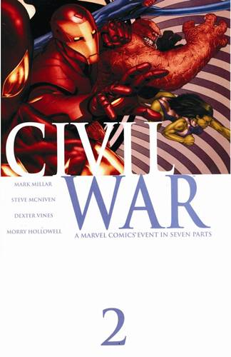 Download de Revista  Guerra Civil - 02