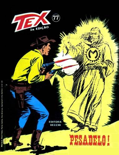 Download de Revista  Tex - 077 : Pesadelo!