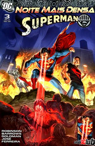 Download de Revista  A Noite Mais Densa - Superman : 03