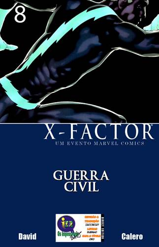 Download de Revista  X-Factor V2 - 08