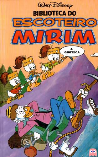 Download de Revista  Biblioteca do Escoteiro Mirim - 08