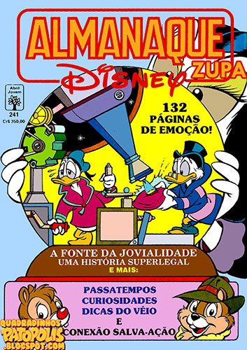 Download de Revista  Almanaque Disney - 241