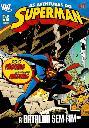 Download de Revista  As Aventuras do Superman (Ed. Abril) - 01