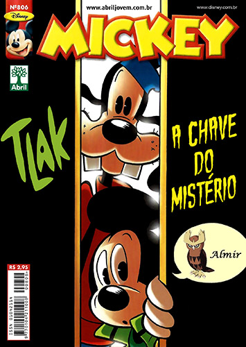Download de Revista  Mickey - 806