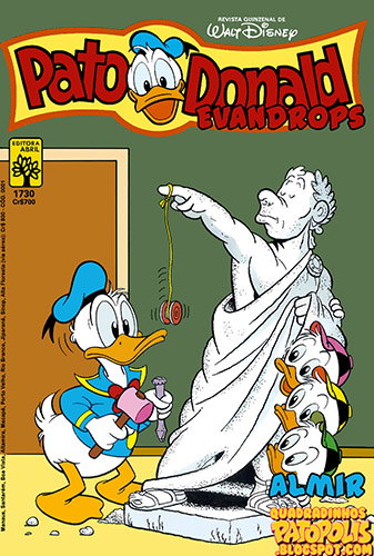 Download de Revista  Pato Donald - 1730