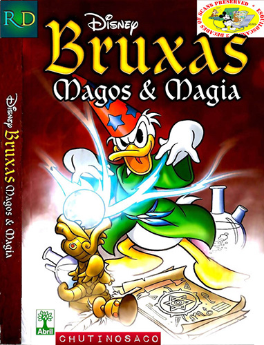 Download de Revista  Disney Temático - 48 : Bruxas, Magos & Magia