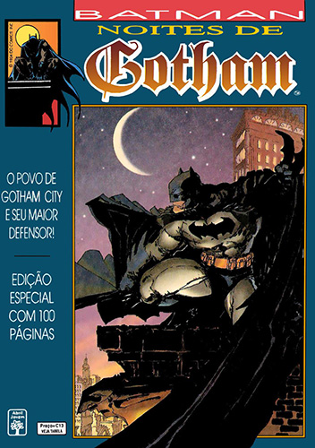 Download de Revista  Batman - Noites de Gotham