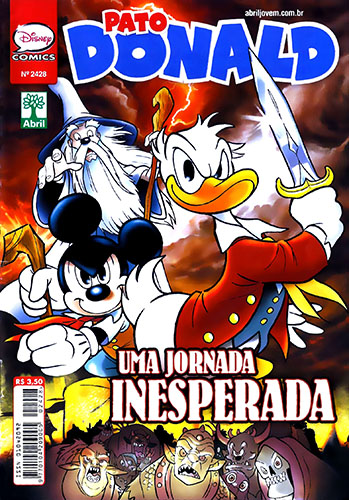 Download de Revista  Pato Donald - 2428