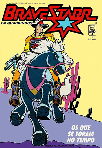 Download de Revista  Bravestarr (Abril) - 05
