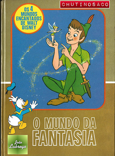 Download de Revista Os 4 Mundos Encantados de Walt Disney - 01 : Fantasia
