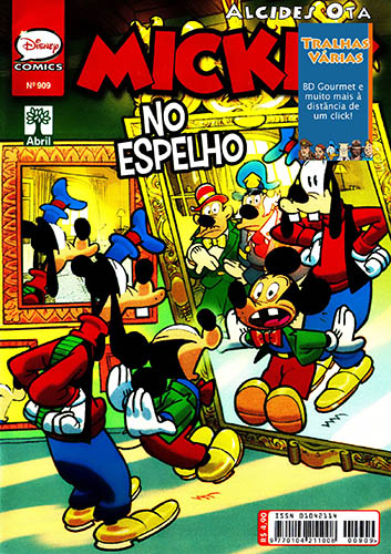 Download de Revista Mickey - 909