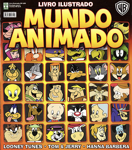 Download de Revista Livro Ilustrado (Abril) - Mundo Animado