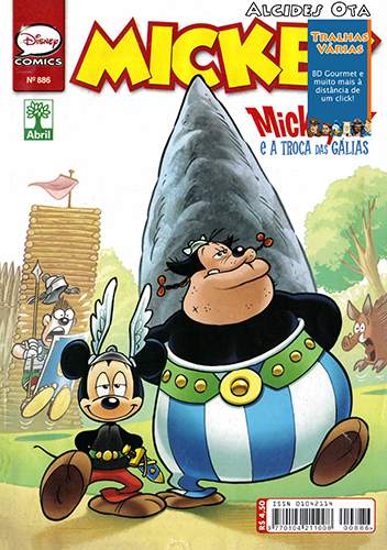 Download de Revista Mickey - 886