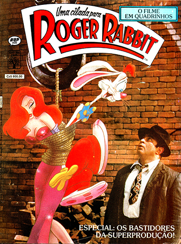 Download de Revista Uma Cilada Para Roger Rabbit - 01