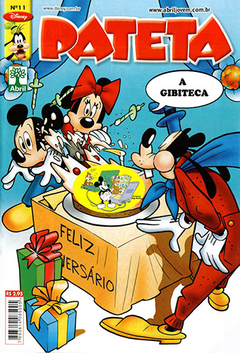 Download de Revista Pateta (série 3) - 11