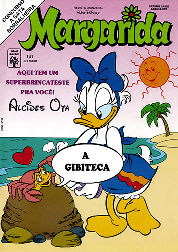 Download de Revista  Margarida - 141