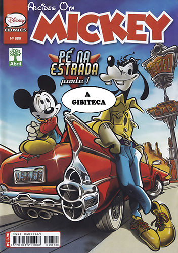 Download de Revista  Mickey - 880