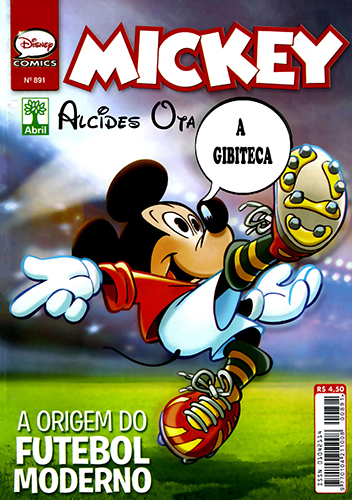 Download de Revista  Mickey - 891